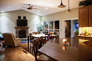 Recessed To Pendant Light Adapter Led Recessed Ceiling Lighting Traditional Family Room