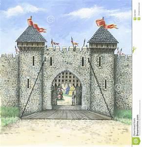 Castle ID52806427 stock illustration. Illustration of ...