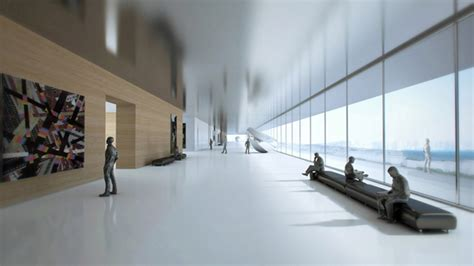 National Art Museum of China Proposal / MAD Architects