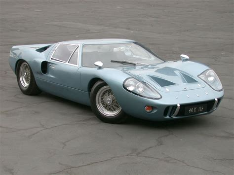 1966 Ford Gt40 Mark Iii Ford Supercarsnet