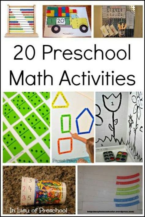 these would be great for the memorization 937 | 676a63b743844b7e014ad0aaba26d706 home preschool preschool math activities