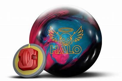 Bowling Ball Balls Grip Roto Pearl Halo