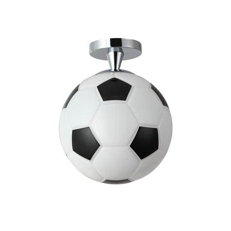 modern semi flush mount ceiling light  football featuresoccer passion