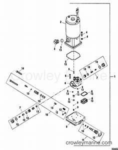 Pump  Motor Assembly 809901a1
