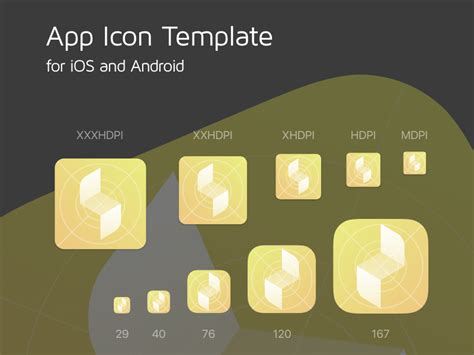 android app icon template ios and android app icon generator sketch freebie free resource for sketch sketch