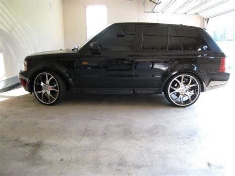 Land Rover Range Rover Sport Modification by Jatt89 2007 Land Rover Range Rover Sport Specs Photos