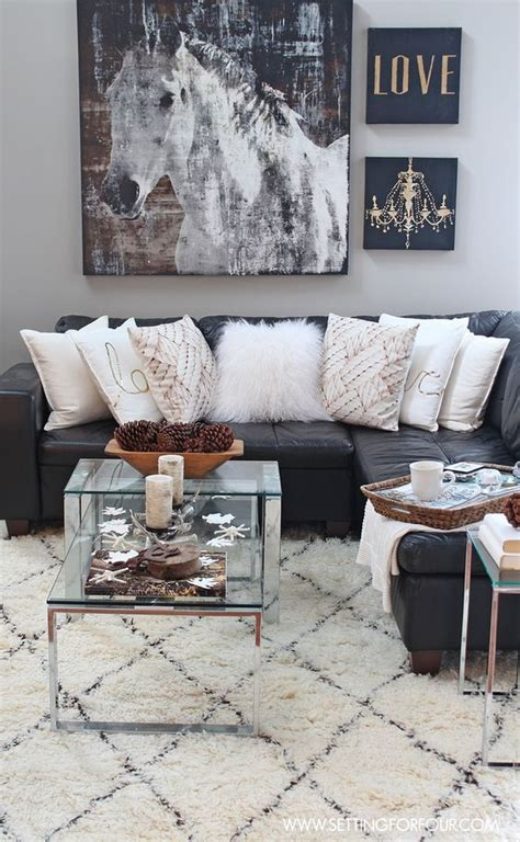 9 Glam Ideas For An Elegant Living Room  Daily Dream Decor