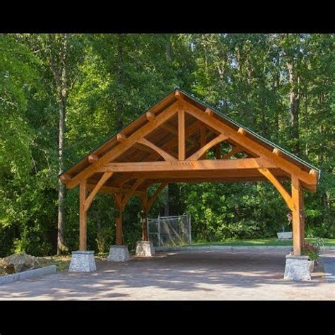 timber frame carports wood carport kits uk prestigenoir part 2