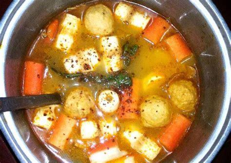 Berikut 10 resep bihun kuah, brilio.net rangkum dari berbagai sumber di instagram pada kamis 5. Resep Suki Kuah Tomyam oleh Isyyatul Aufa - Cookpad