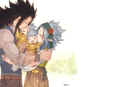 wallpaper gajeel redfox fairy tail levy mcgarden images
