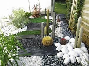 Galets Jardin Castorama : decoration de jardin avec des galets ides de bordure de ~ Premium-room.com Idées de Décoration