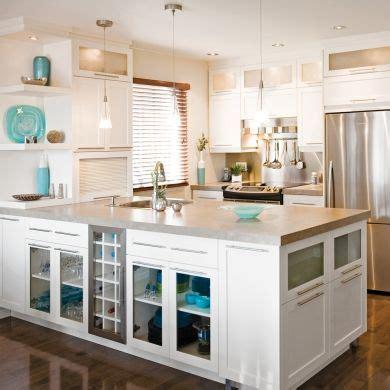 cuisine armoires blanches cuisine et fonctionnelle inspirations armoires