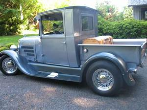 1928 Closed Cab Hot Rod Pickup