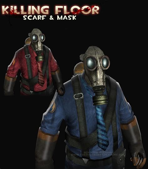 killing floor 2 all cosmetics kf styled mask tie for tf2 team fortress 2 gt skins gt all class gt cosmetics gamebanana