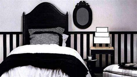 deco chambre noir et blanc les erreurs à éviter avec une déco en noir et blanc