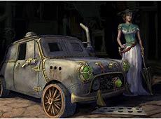 Steampunk MINI Countryman by Carlex Design autoevolution