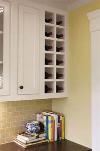Modern wine racks an impressive decorative element in the for Kitchen colors with white cabinets with how to make a wine bottle candle holder