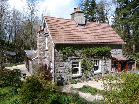 cottage house the waterfall cottage in wales small house bliss