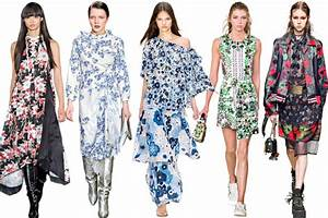 Spring's Biggest Fashion Trends 2017