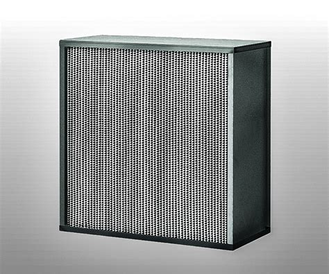 HEPA Filters: Extremely Rugged Compact Construction Filters