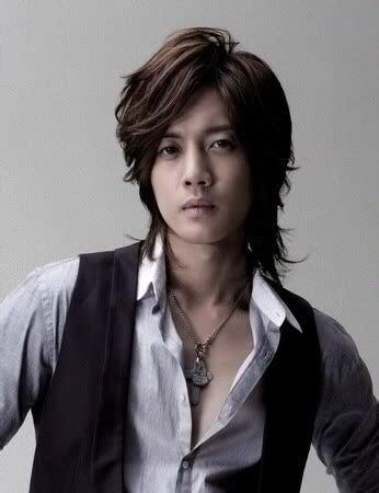 cool korean hairstyles  mens long hair korean hairstyle