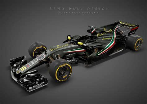 Blancpain Lamborghini F1 Team