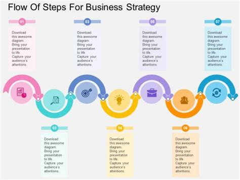 Information Management Strategy Template by Business Strategy Template Powerpoint Briski Info