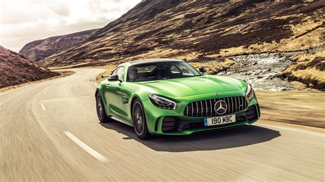 Amg Gtr Wallpaper 4k by Mercedes Amg Gt R 4k Wallpapers Hd Wallpapers Id 20315