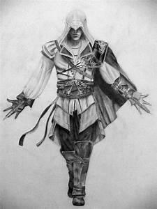 Ezio AC2 by Leon8524 on DeviantArt