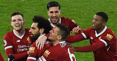 Liverpool Fc Vs West Brom Live