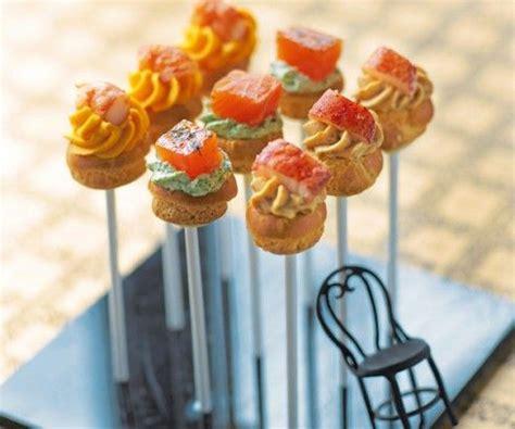 aperitif de noel canap駸 17 meilleures idées à propos de canapés pour fêtes sur recettes de