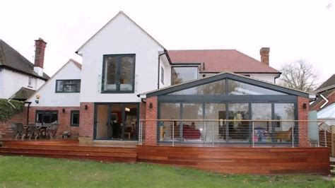 house extension design ideas uk see description youtube