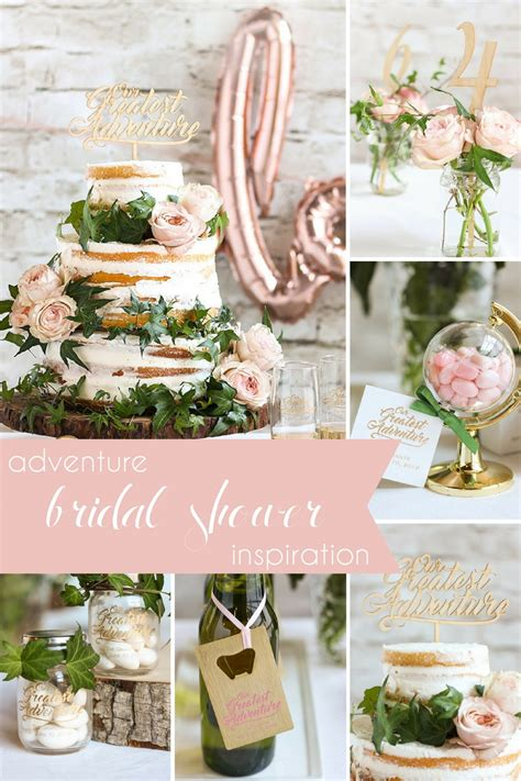 For A Bridal Shower by Adventure Bridal Shower Inspiration 187 Hill City