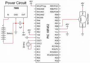 Simple Servo Control Issues With Pic And Icsp
