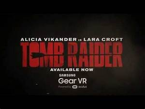 TOMB RAIDER VR - Lara's Escape on Gear VR - YouTube