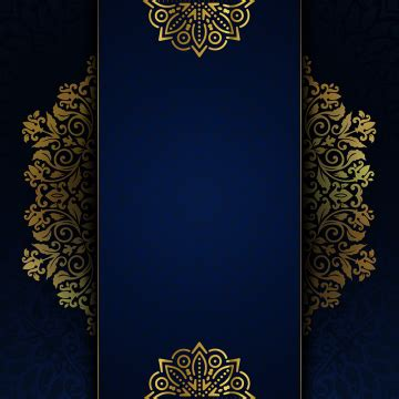 luxury background  invitation islamic luxury