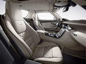 Der SLS AMG Designo Leder Exklusiv Bis Exklusiv Style