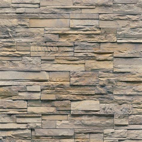 stacked panels lowes veneerstone imperial stack vorago flats 10 sq ft
