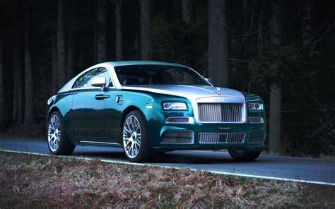 mansory rolls royce wraith wallpaper hd car