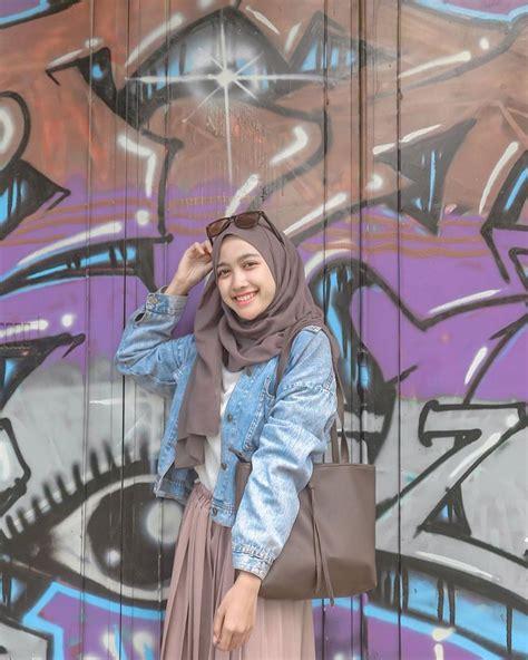 siap jalan nih pake totebag  atdresstokillvintagebag atdresstokillvintagebag casual hijab