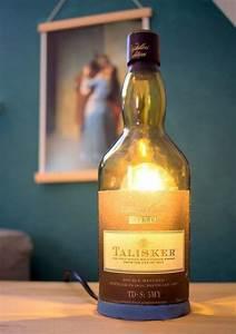 Led Flaschen Beleuchtung Selber Bauen : es werde licht lampe aus flaschen selbst machen diy lampen lampe aus flaschen ~ Watch28wear.com Haus und Dekorationen