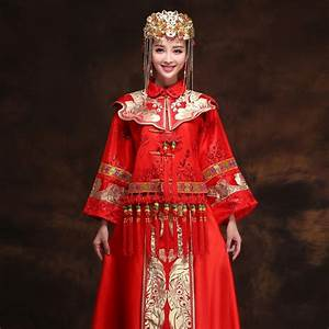 Popular Ancient Chinese Wedding Dress-Buy Cheap Ancient ...