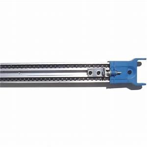 Moteur De Porte De Garage : rail aluminium de traction pour moteur neo s ~ Edinachiropracticcenter.com Idées de Décoration