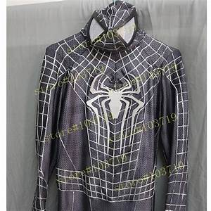 Popular Spiderman Suit-Buy Cheap Spiderman Suit lots from ...