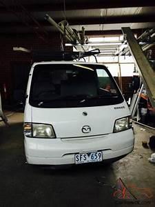 Mazda E2000 Swb 2003 Van 5 Sp Manual 2l Carb 3 Seats