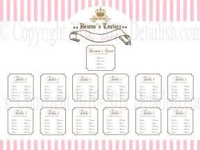 wedding seat chart template 4 best images of printable blank wedding seating charts