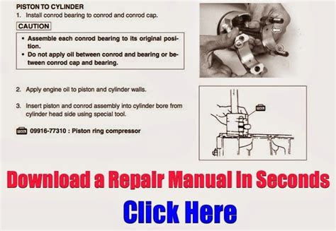 Boat Engine Turns But Wont Start by Boat Engine Repair Manuals Mercruiser