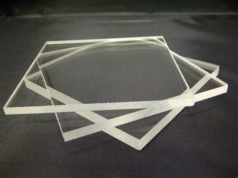 Clear Acrylic 4mm 5mm 6mm 8mm & 10mm Perspex Plastic Sheet