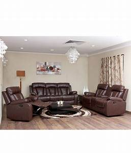 3 2 1 Sofa Set : magna recliner sofa set 3 2 1 buy magna recliner sofa set 3 2 1 online at best prices in india ~ Markanthonyermac.com Haus und Dekorationen
