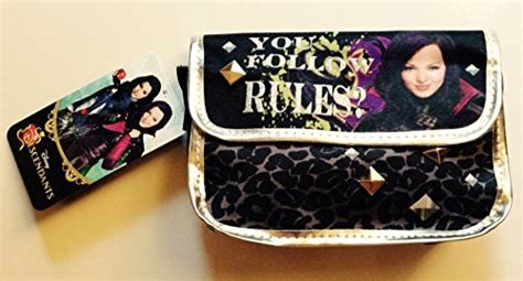 disney descendants mal costume purse  follow  rules